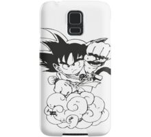 Chibi Son Goku Samsung Galaxy Case/Skin