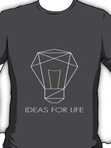 Ideas For Life: Minimalist Design T-Shirt