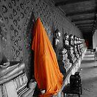 Resting Buddha by William Carne