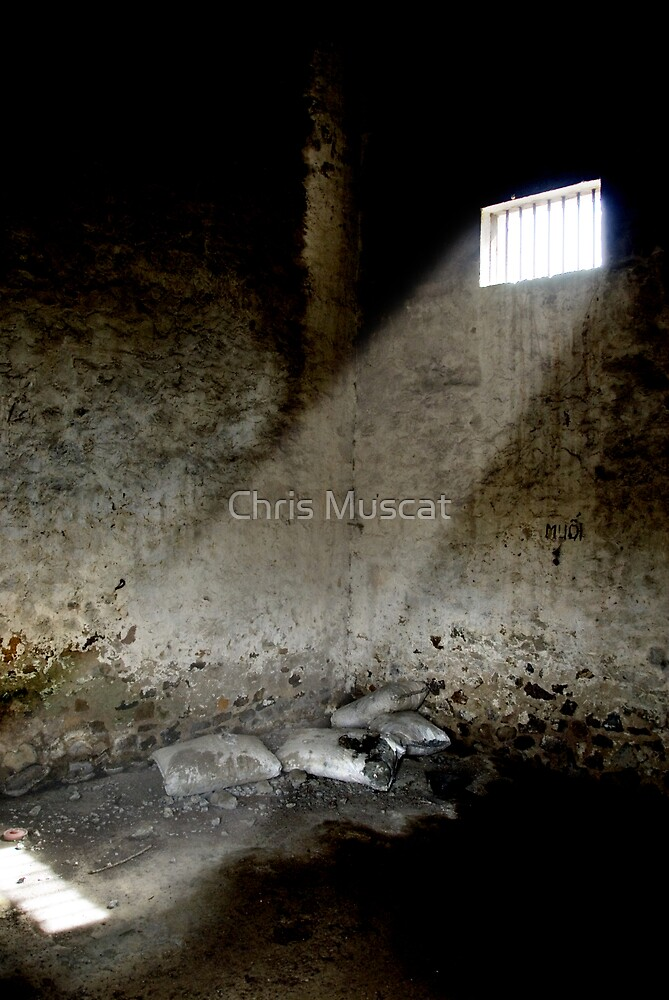 Prison Cell by Chris Muscat