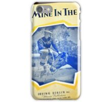 BING CROSBY GOLD MINE IN THE SKY iPhone Case/Skin