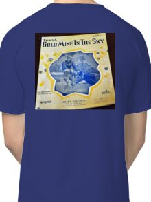 BING CROSBY GOLD MINE IN THE SKY Classic T-Shirt