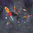 9 Rockets by Susan Craig