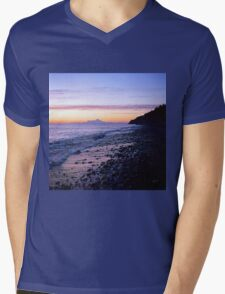Magic Shores Mens V-Neck T-Shirt