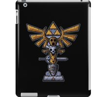 Masks Totem iPad Case/Skin