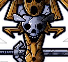 Masks Totem Sticker