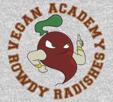Vegan Academy Rowdy Radish by Redtide