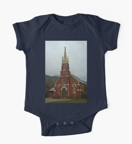0669 Uniting Church, Bright One Piece - Short Sleeve