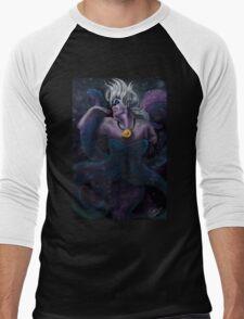Beautevil Villain Men's Baseball ¾ T-Shirt