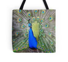 Am I Impressing YOU Yet! - Peacock - NZ Tote Bag