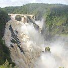 Not so Barron Falls by Derek Kentwell