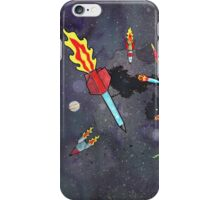 9 Rockets iPhone Case/Skin