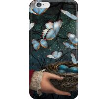 Night Nest iPhone Case/Skin