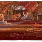 Shrine Autumn by David  Kennett