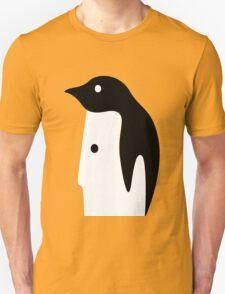 Penguin Face T-Shirt
