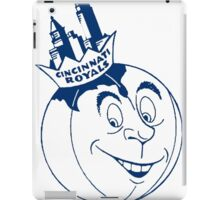 Cincinnati Royals iPad Case/Skin