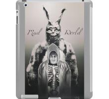 Mad World  iPad Case/Skin