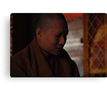 A moments solice Canvas Print