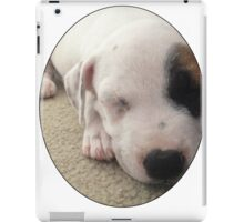 Max The Puppy iPad Case/Skin