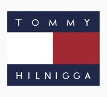 Tommy Hilnigga by weathermanpat