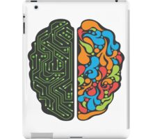 Techno Mind iPad Case/Skin