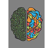 Techno Mind Photographic Print