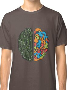 Techno Mind Classic T-Shirt