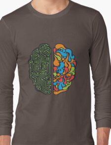 Techno Mind Long Sleeve T-Shirt