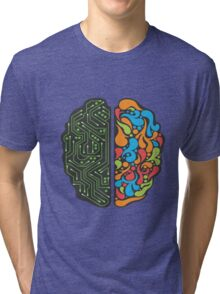 Techno Mind Tri-blend T-Shirt