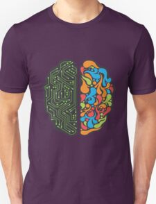 Techno Mind Unisex T-Shirt