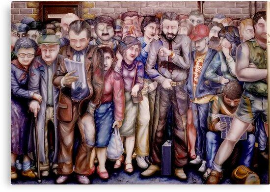 Rush Hour by Karsten Stier