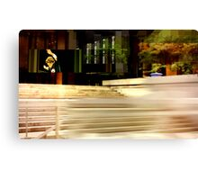 Boardslide abstract Canvas Print