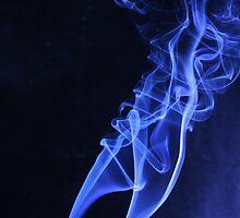 Blue ribbons by HelenRobinson
