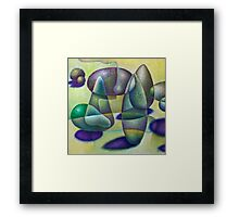 The Greening Framed Print