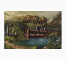Steampunk - Airship - The original Noah's Ark Kids Clothes