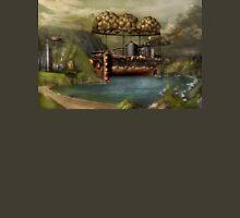 Steampunk - Airship - The original Noah's Ark Unisex T-Shirt