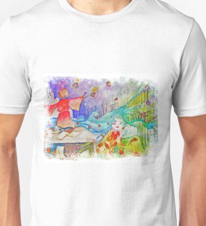 Just Draw Unisex T-Shirt