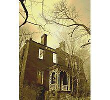 Prichard Mansion Photographic Print