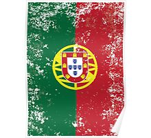 Flag of Portugal Poster