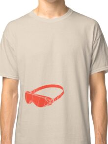 Red Goggles Classic T-Shirt