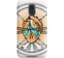 Burning Bound Emotion - Lighter Colored Samsung Galaxy Case/Skin