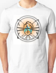 Burning Bound Emotion - Lighter Colored T-Shirt