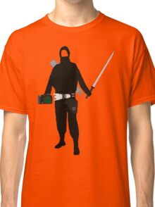 The Ninja Photographer Classic T-Shirt