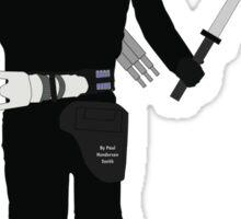 The Ninja Photographer Sticker