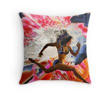 To Race the Wind Throw Pillow