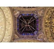 Dome Interior, Our Lady of Hope, Philadelphia Photographic Print