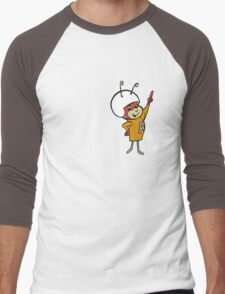 Atom Ant Men's Baseball ¾ T-Shirt