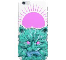 Heartless Kitty iPhone Case/Skin