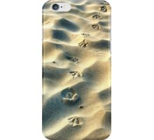 Steps in the sand iPhone Case/Skin