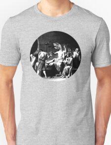 The Death of Philosoraptor Unisex T-Shirt